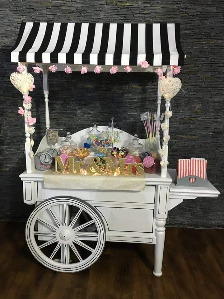 vu candy cart